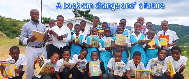 A book can change one's future